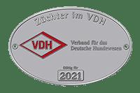 Hunde aus kontrollierter VDH-Zucht